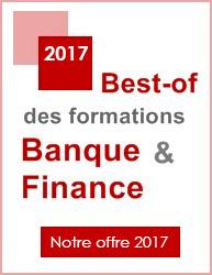 Best of des formations Banque et Finance 2016