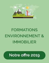 Best of des formations Droit Immobilier et Environnement 2019