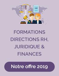 Best of des formations juridiques 2019
