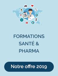 Best of des formations Droit Santé & Pharma 2019